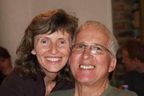 Nancy y Patrick Latta