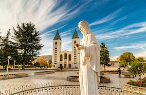 Parroquia de Santiago Apostol en Medjugorje