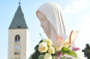 Rosas para la Gospa