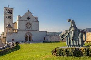 Basílica de San Francisco en Asis